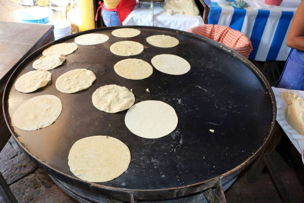 Fresh Corn Tortilla