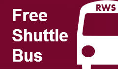 Free Shuttle Bus to RWS