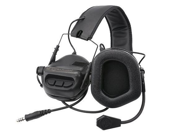 EARMOR M32 COMMS BLACK