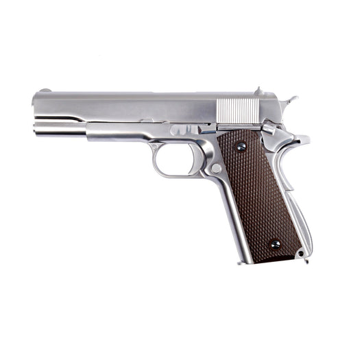 WE 1911 A Chrome
