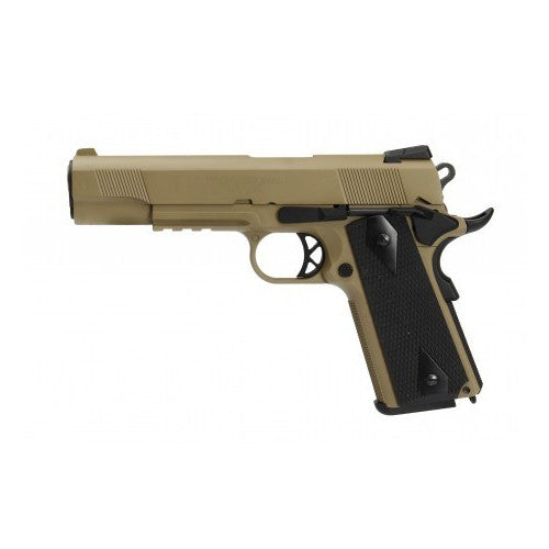 WE 1911 MEU B Tan