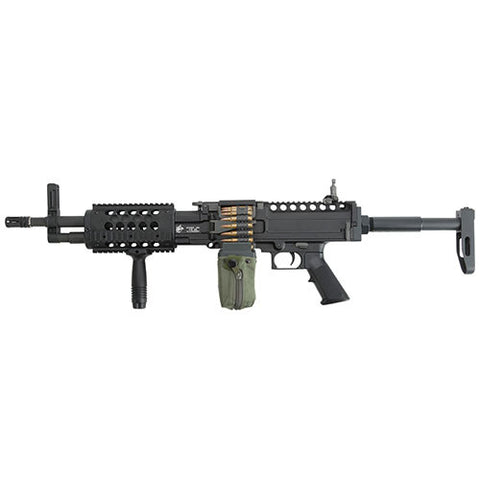 ARES LMG (OFFICIAL LICENCED BY KNIGHT'S) BLACK