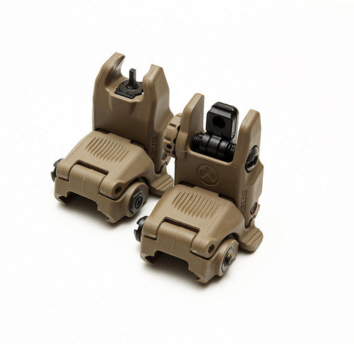 MBUS Style Front/Rear Sight