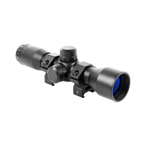 Combat Scope Rangefinder Black