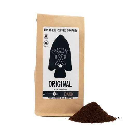 French Roast Dark Coffee - Original | 340g