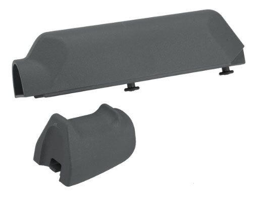 ARES AMEOBA STRIKER PISTOL GRIP & CHEEK PAD GREY