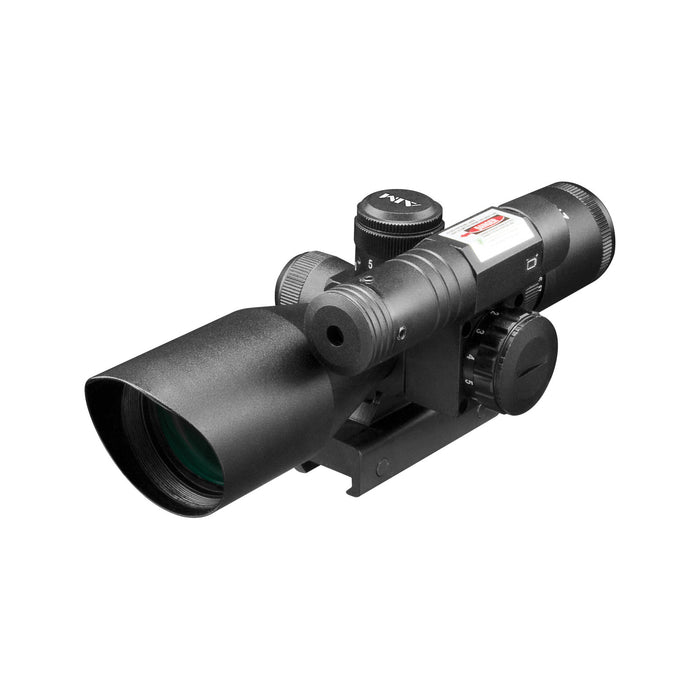 Combat Scope Black