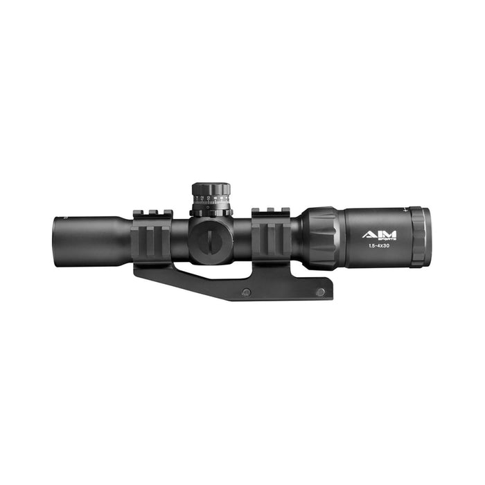 AIM Sports CQB Scope 1.5-4X30