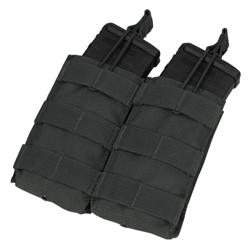 Condor M4 Double Open Top Mag Pouch