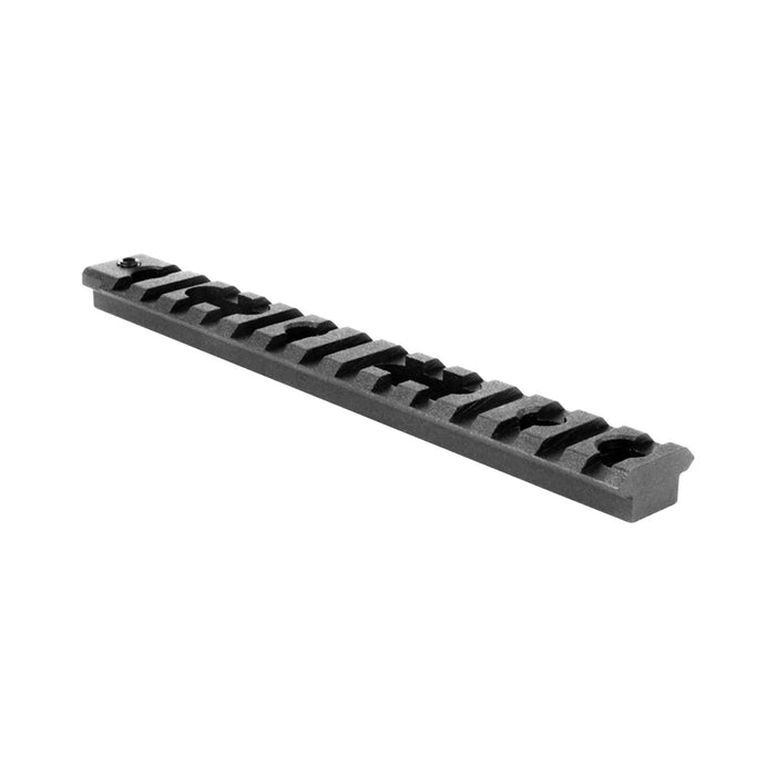 6in Ar Rail Black