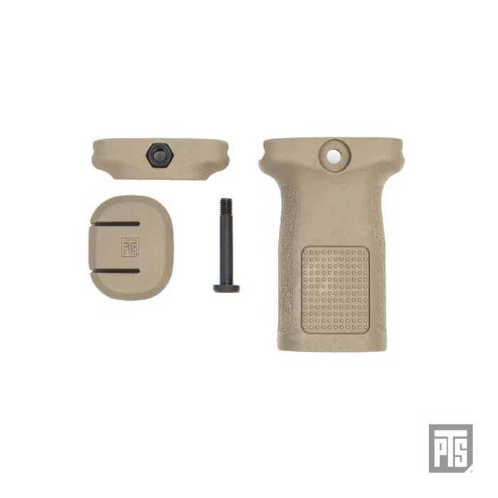 PTS EPF2-S Foregrip court vertical en polymère