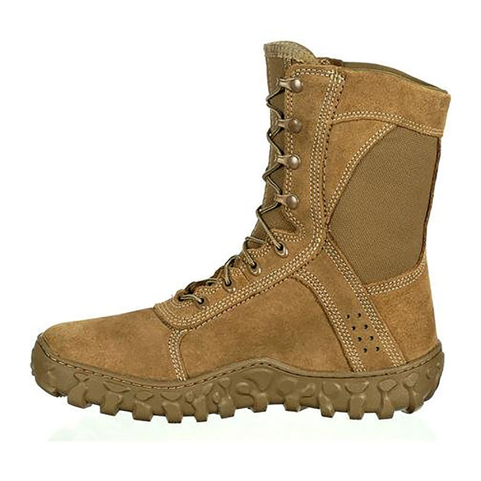 Chaussure militaire tactique ROCKY S2V Coyote Dark