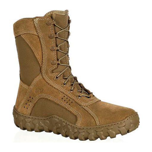 ROCKY S2V Tactical Military Boot Coyote Dark