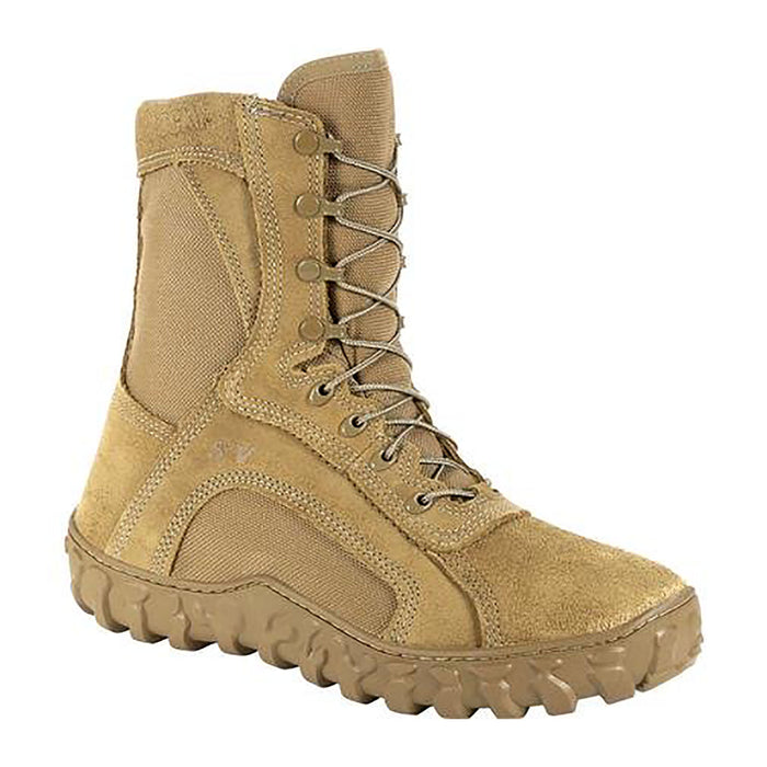 ROCKY S2V Waterproof 400G Insulated Military Boot Coyote