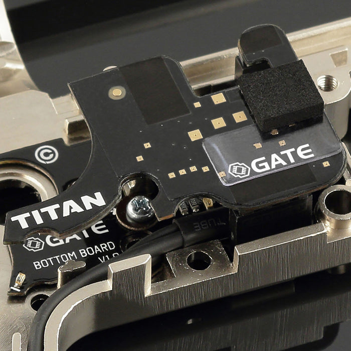 GATE Titan Basic V2 Mosfet (Rear Wired)