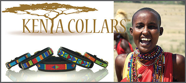 Kenya Dog Collars and Leashes Image 600 X 270px