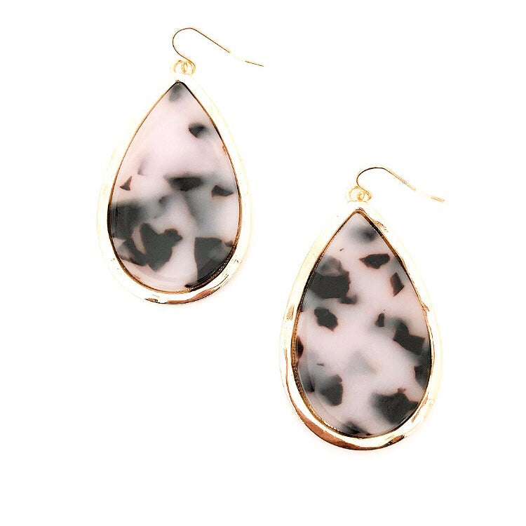 Iconic Tear Drop Earrings
