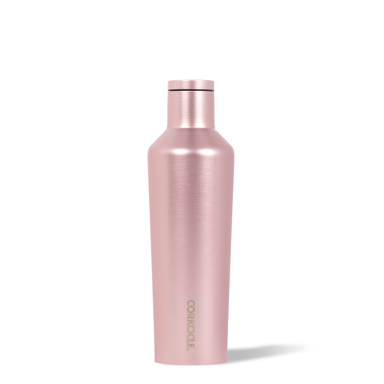 16oz Rose Metallic Canteen