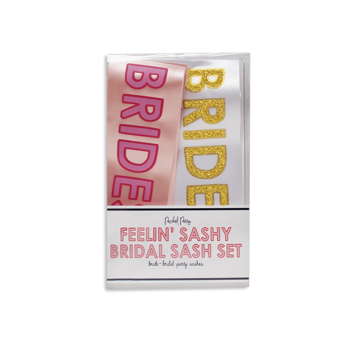 Feelin' Sashy Bridal Set