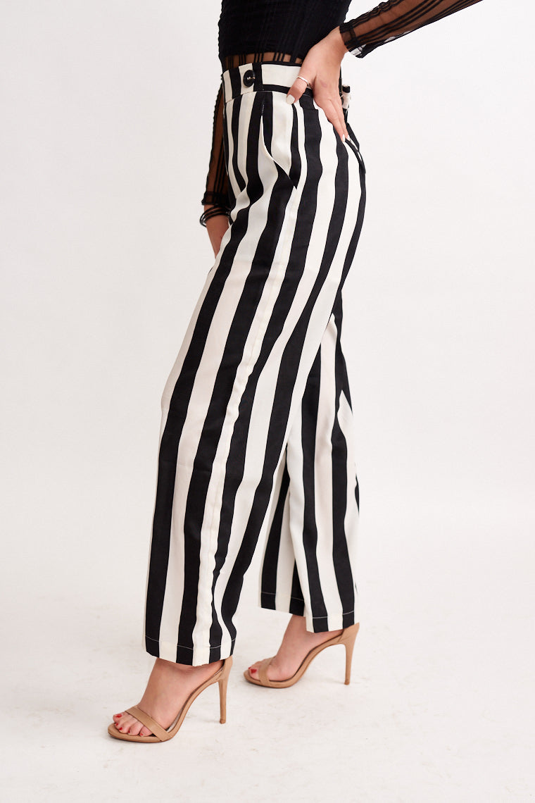 Holland Striped Pant