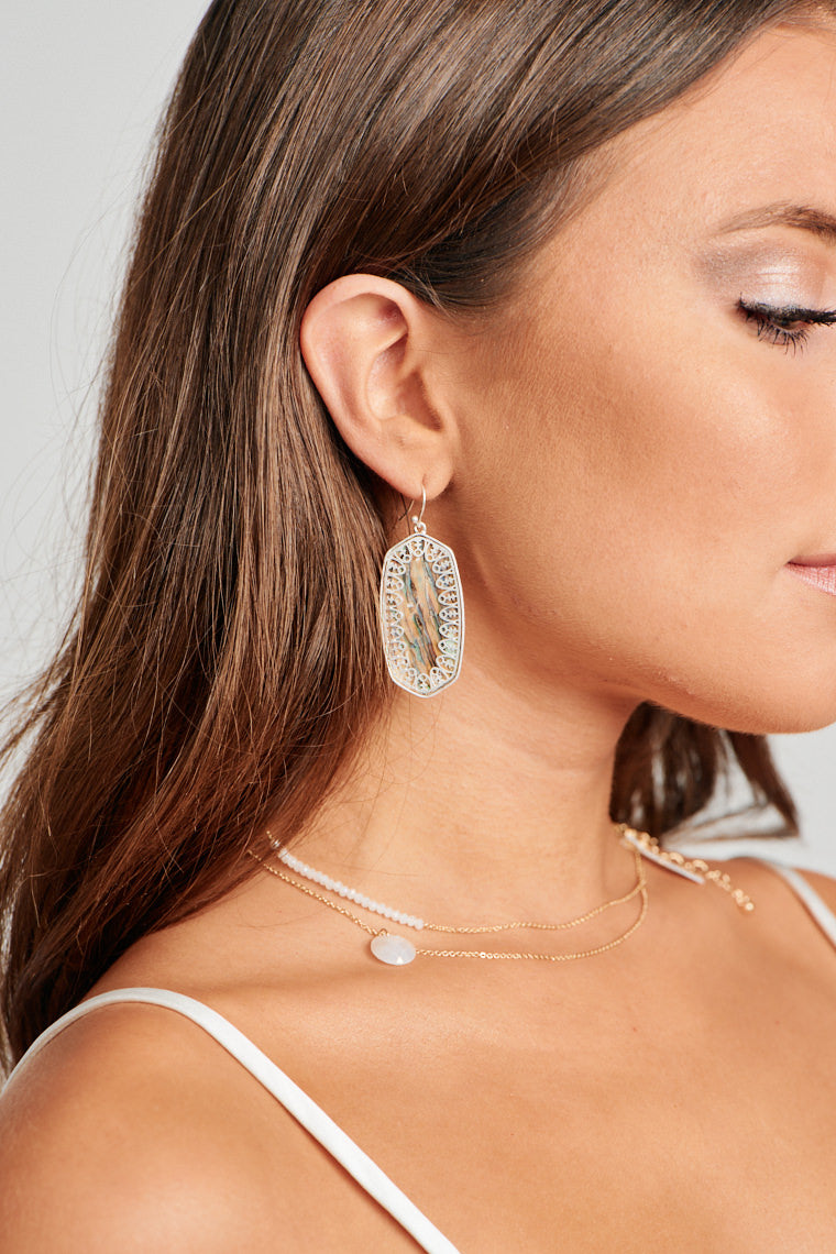 Zendya Earrings