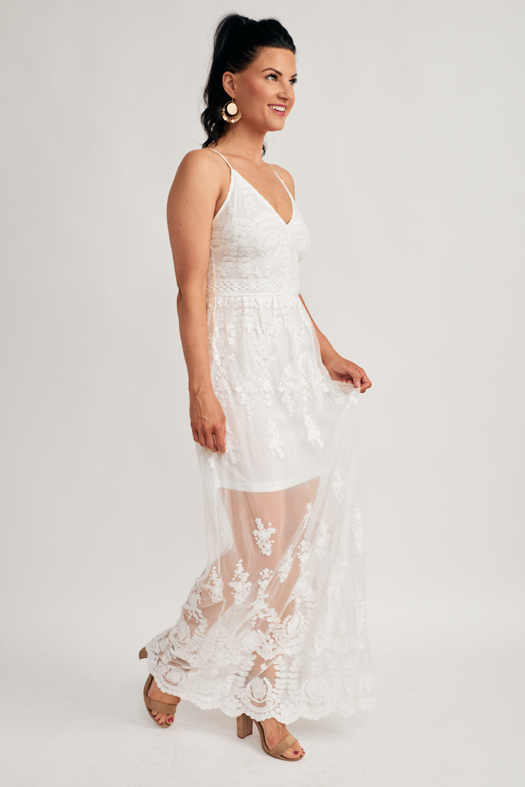 Jaclyn Boho Maxi Dress