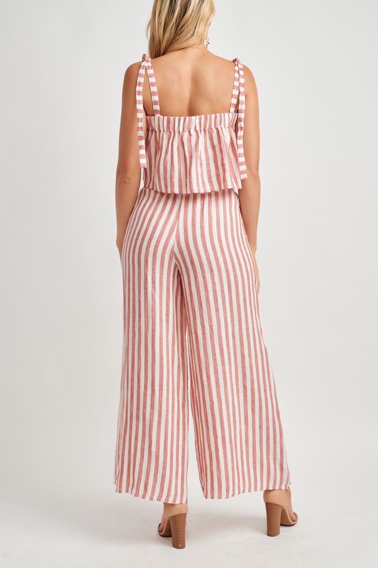 Carly Striped Pants