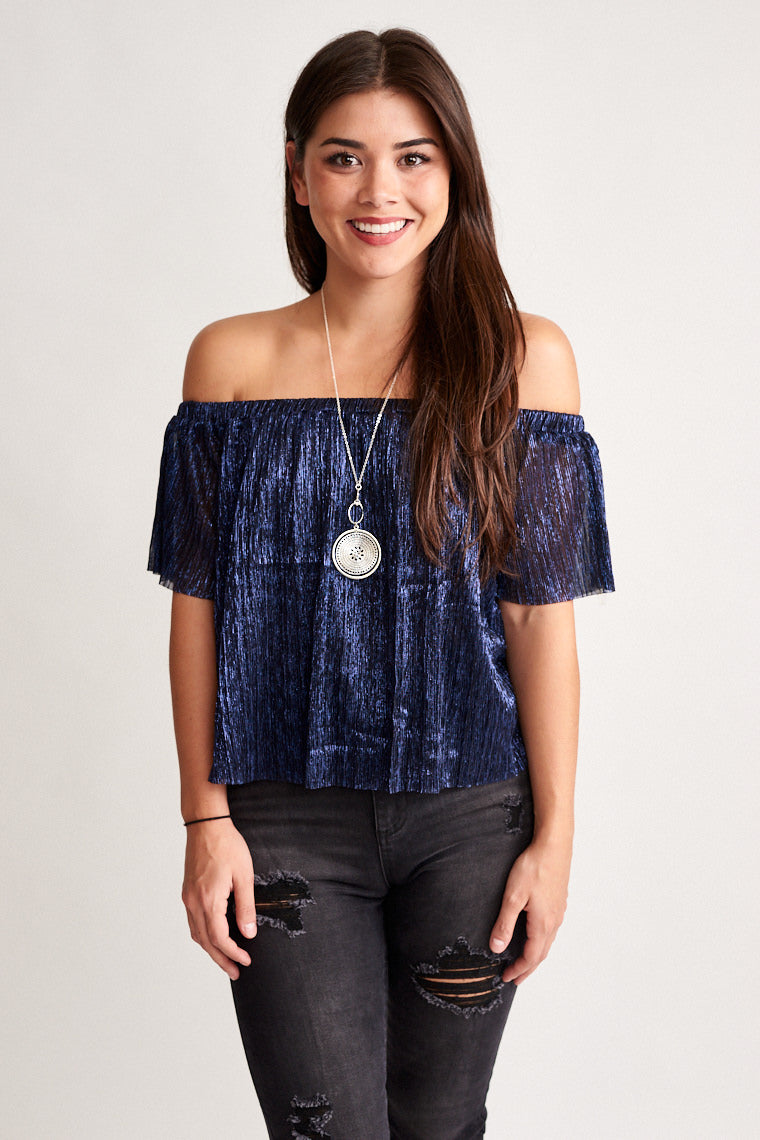 Ramona Off The Shoulder Top