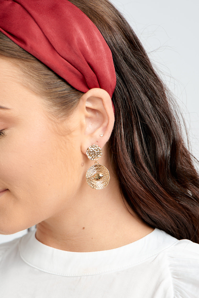 Claire Eye Drop Earrings