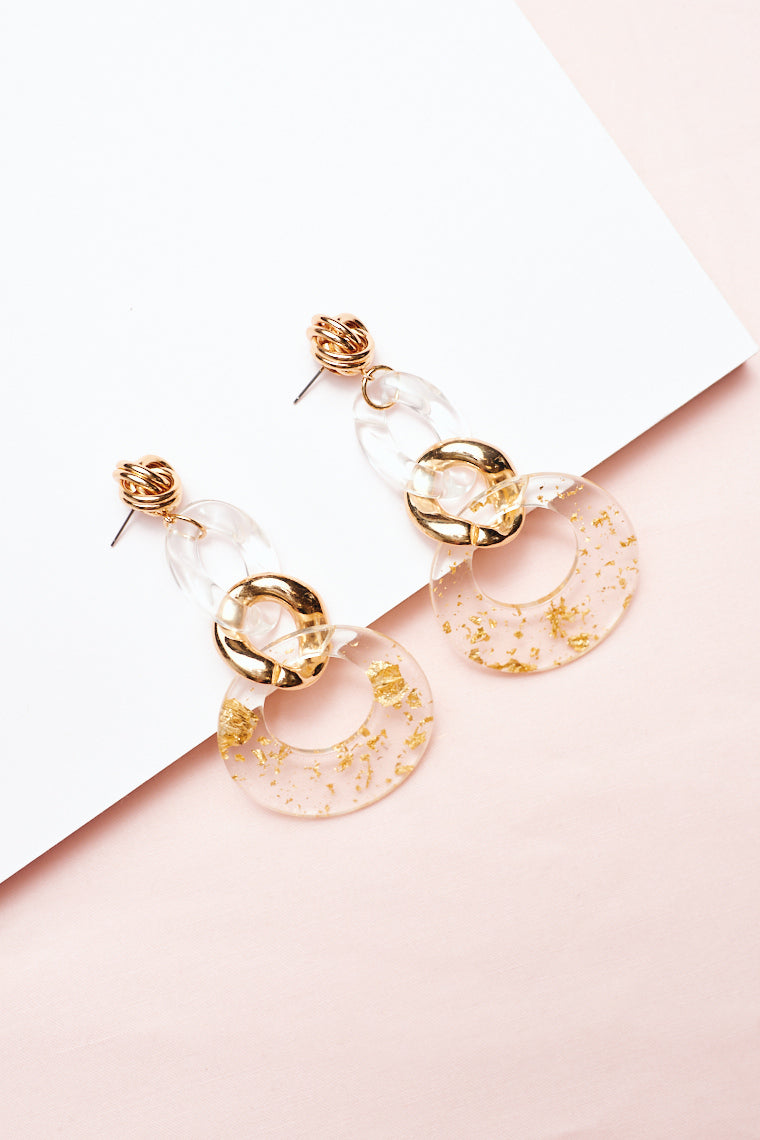 Andrea Gold Earrings