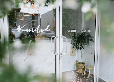 Where it's made: a look inside The Kindred Clothing Co.