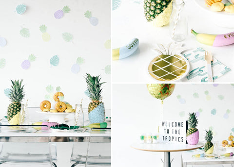 Totally Tropical Party