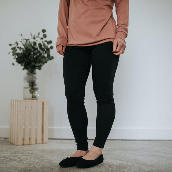 Women's Leggings | Black
