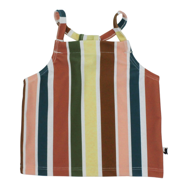 Baby/Kid's SPF50+ Swim Top | Fiesta Stripe (4431732408364)