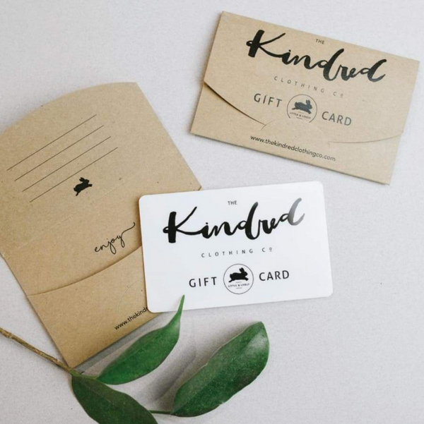 Physical Gift Card (mailed to you) (4820027834412)