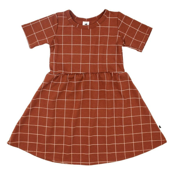 Baby/Kid's Daphne Dress | Grid