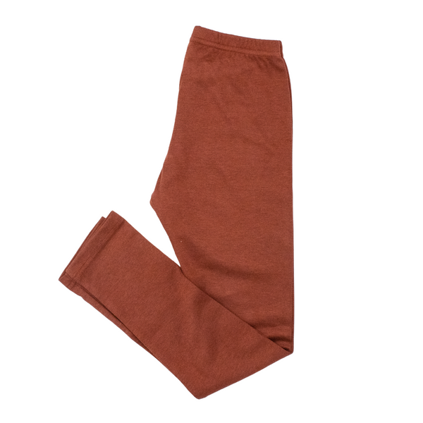 Youth Leggings | Brick