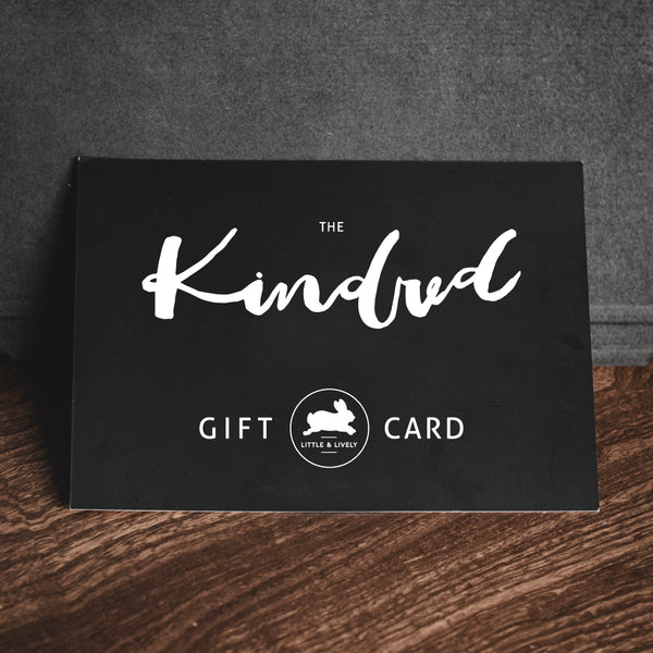 Digital Gift Card (emailed to you)