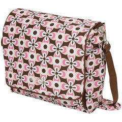 Jessica Messenger in Pink Geo