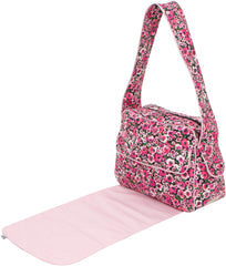 Rebecca Tote in Peony Paradise