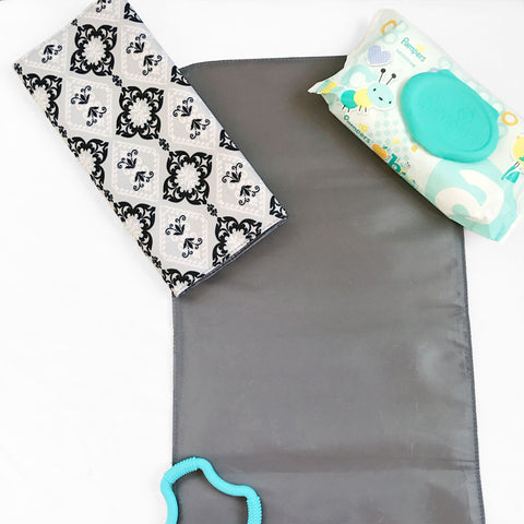 Changing Pad in Majestic Slate