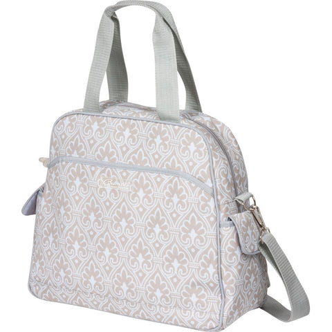 Brittany Backpack in Blue Filagree