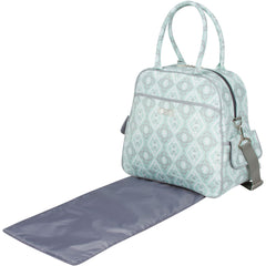 diaper backpack with changing pad