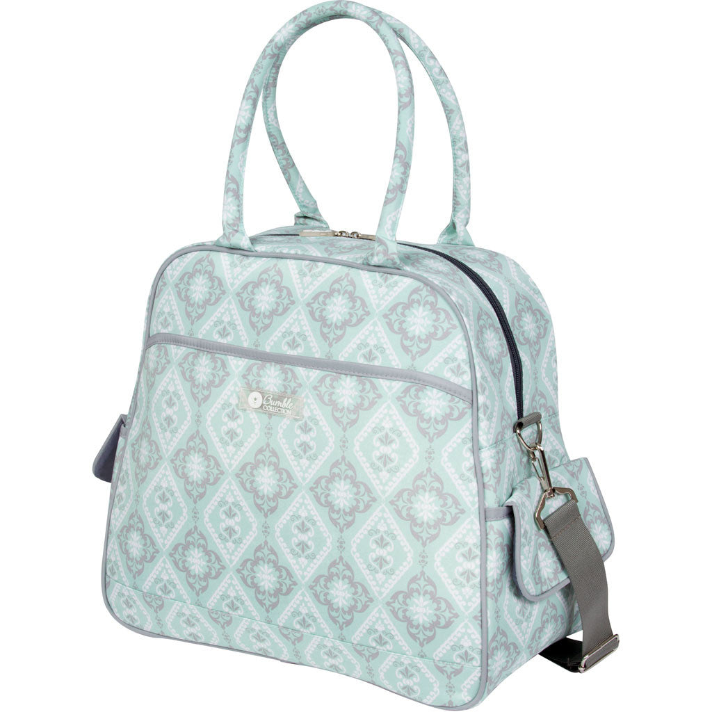 diaper backpack mint