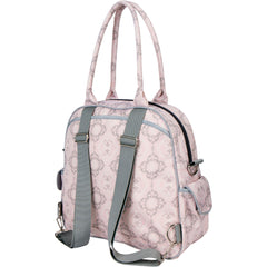 All-in-One Backpack in Majestic Pink