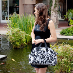 Erica Carryall Tote in Evening Bloom