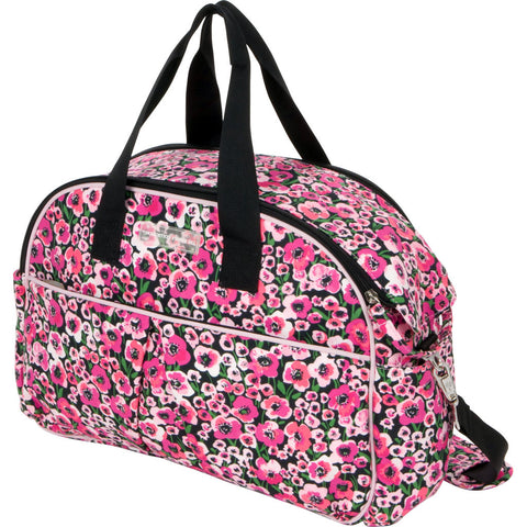 Erica Carryall Tote in Peony Paradise