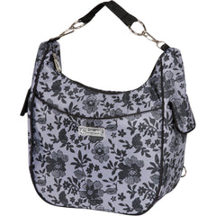 diaper bag convertible in lace