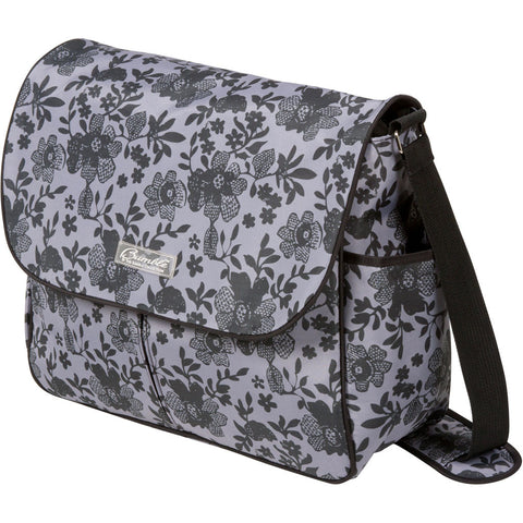 Amber Tote in Lace Floral