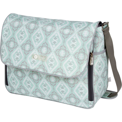 Super Tote in Majestic Mint